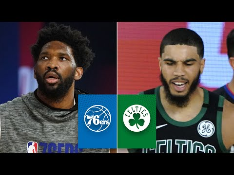 Philadelphia 76ers vs. Boston Celtics [GAME 1 HIGHLIGHTS] | 2020 NBA Playoffs