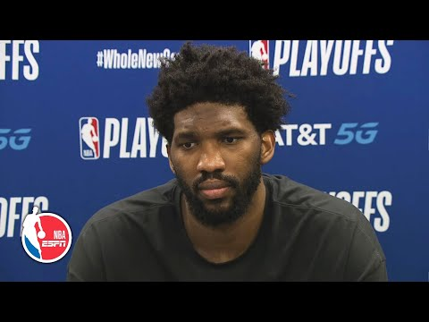 Joel Embiid says he has to be better after 76ers' Game 1 loss vs. Celtics | NBA on ESPN