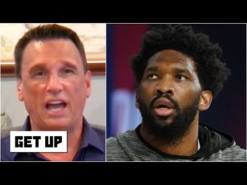 The 76ers won't have a chance if Joel Embiid isn't the best player on the court – Tim Legler |Get Up