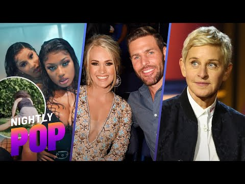 "Cardi's ""WAP"" Warning, Carrie-d Away & Ellen Changes"