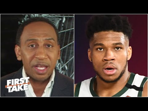 Stephen A. is worried about the Bucks in the playoffs | First Take