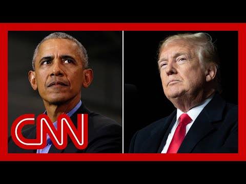 While Obama gave his DNC speech, Trump sent hate tweets