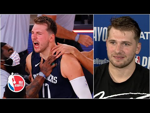 Luka Doncic on buzzer-beater to beat Clippers: One of the best feelings ever | 2020 NBA Playoffs