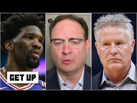 Woj's expectations for the 76ers: Brett Brown, Joel Embiid & Ben Simmons | Get Up