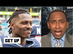 'Hell yeah' I would want Antonio Brown on my team right now – Stephen A. | Get Up