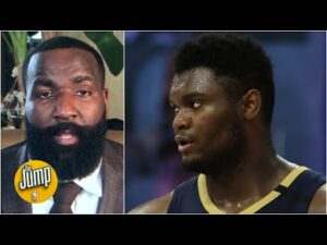 I don't think the Pelicans are trying to make the playoffs! – Kendrick Perkins | The Jump