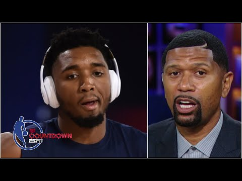 I don't know if Donovan Mitchell will stay with the Jazz very long – Jalen Rose | NBA Countdown
