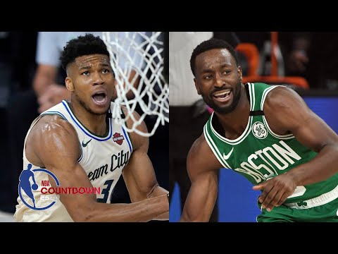 What are the chances the Celtics will meet the Bucks in ECF? | NBA Countdown