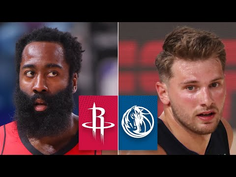 Houston Rockets vs. Dallas Mavericks | 2019-20 NBA Highlights