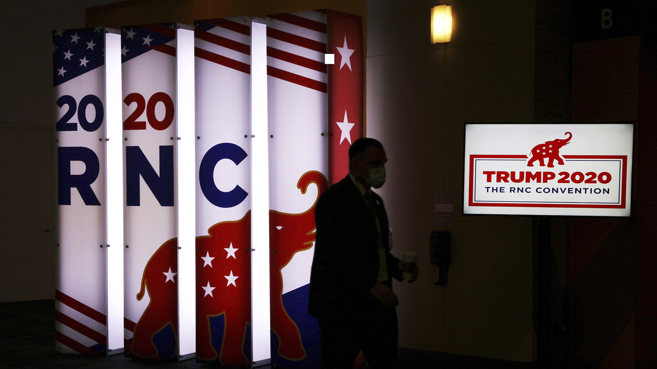 Republican National Convention Day One: live updates