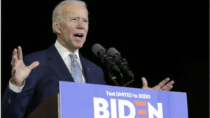 Revolutionary Communist Party USA leader endorses Biden, warns followers against 'protest vote'