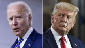 2020 polls tighten: Trump narrows gap with Biden as campaign chief credits coronavirus briefings