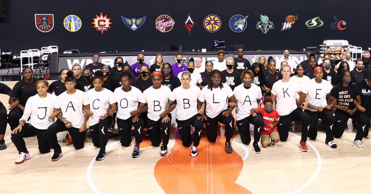 WNBA to return Friday following two-day stoppage in response to Jacob Blake shooting