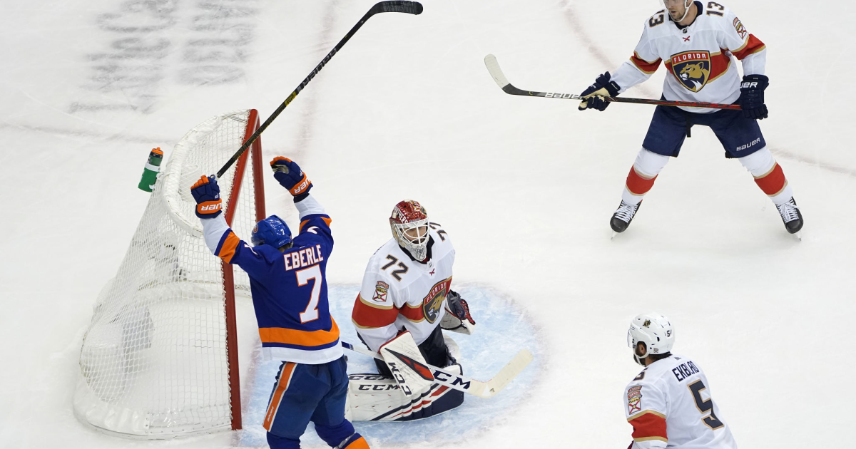 NHL roundup: Islanders take a 2-0 series lead over Panthers