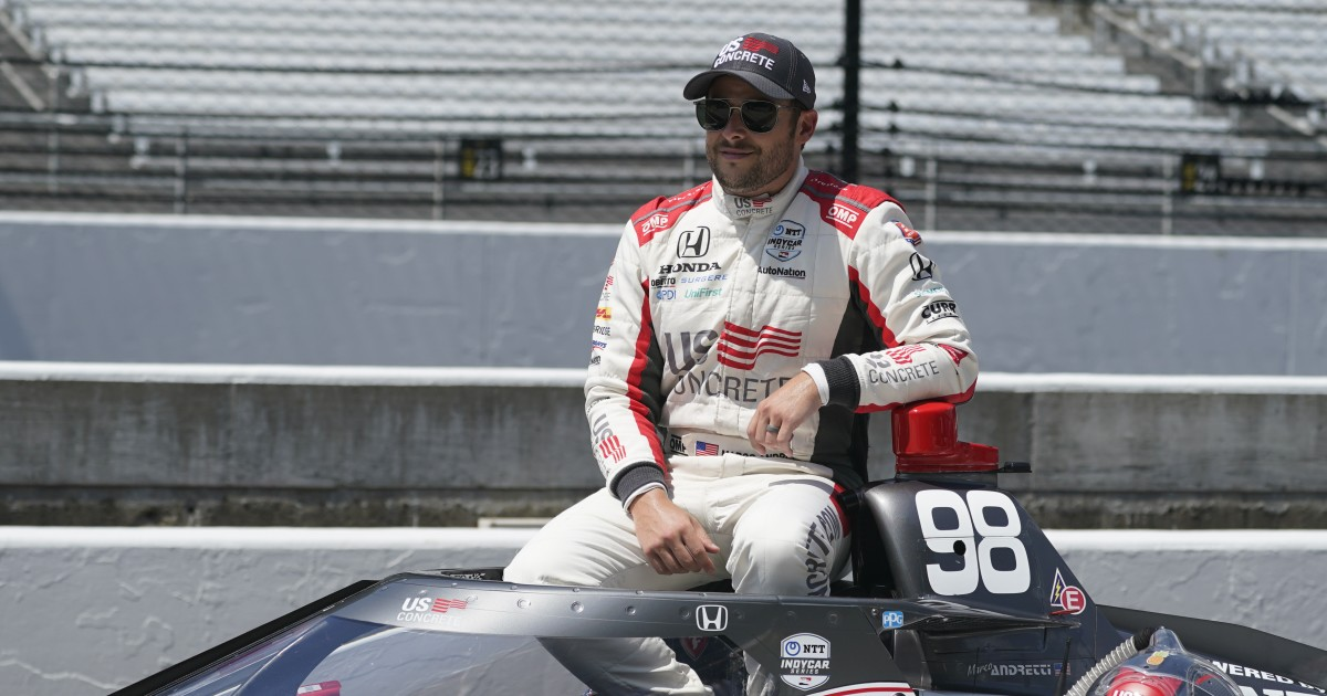 Indy 500 qualifying: Marco Andretti leads Honda rout over Chevy
