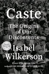 Winfrey picks Isabel Wilkerson's 'Caste' for her book club