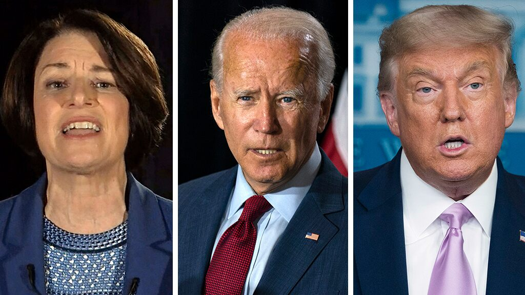 Klobuchar insists Biden 'believes in capitalism' and wants to 'get this economy working again'