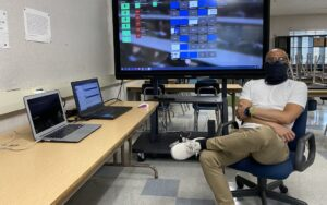 VIDEO: What distance teaching looks like at El Camino Real Charter High