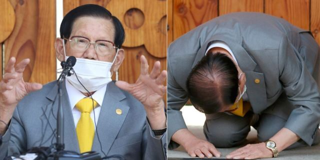 Conservative church claims South Korea's government is persecuting them by blaming members for coronavirus spread