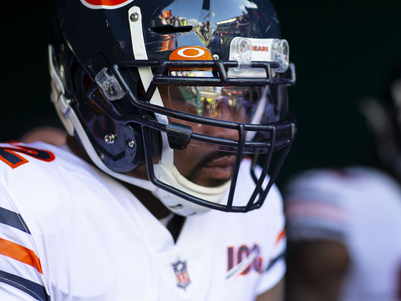 Bears star Khalil Mack on warpath after unsatisfying 2019 season