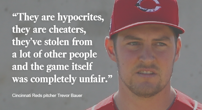Trevor Bauer wants to 'Free Joe Kelly' with cleats, T-shirt
