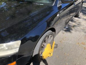 The boot man cometh: With pandemic, City Hall walks a tightrope on parking enforcement