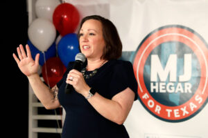 Is Texas Ready for a Democratic Senator? MJ Hegar Thinks So