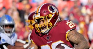 Derrius Guice released by Washington following domestic violence-related charges