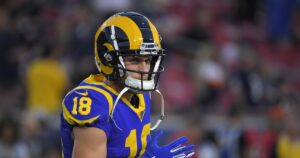 Rams receiver Cooper Kupp ready to impress entering contract year