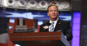 Day in sports: Roger Goodell selected as NFL commissioner