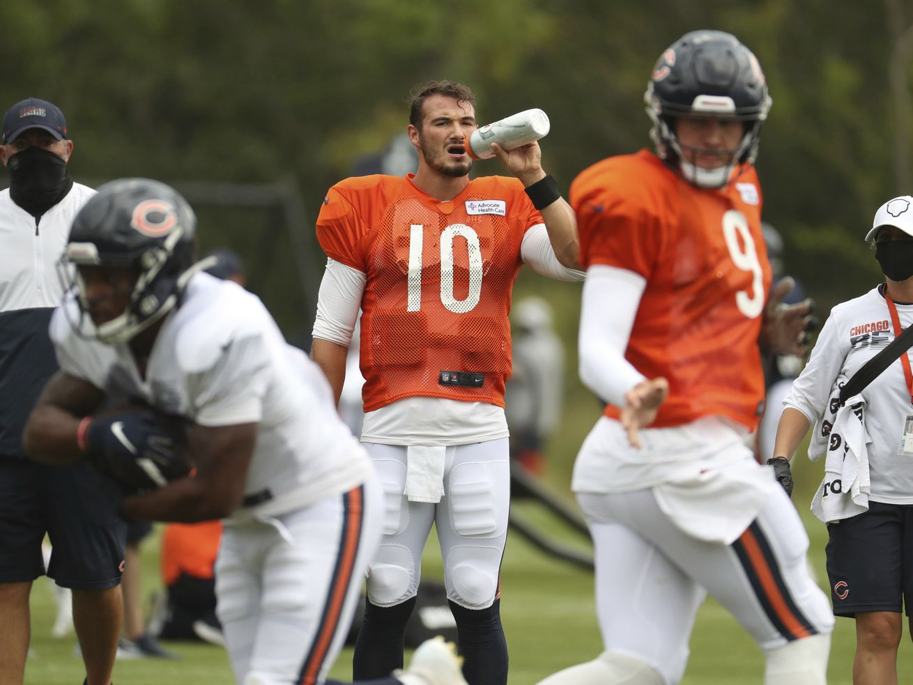 Who's the 1? Answering the Bears' QB question