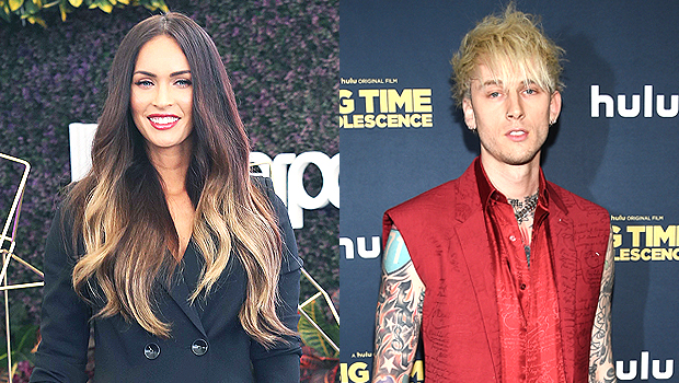 Megan Fox Gushes Over 'Achingly Beautiful' Machine Gun Kelly & Goes Public With Romance On IG