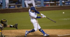 The Sports Report: Mookie Betts hits three homers in Dodgers' victory