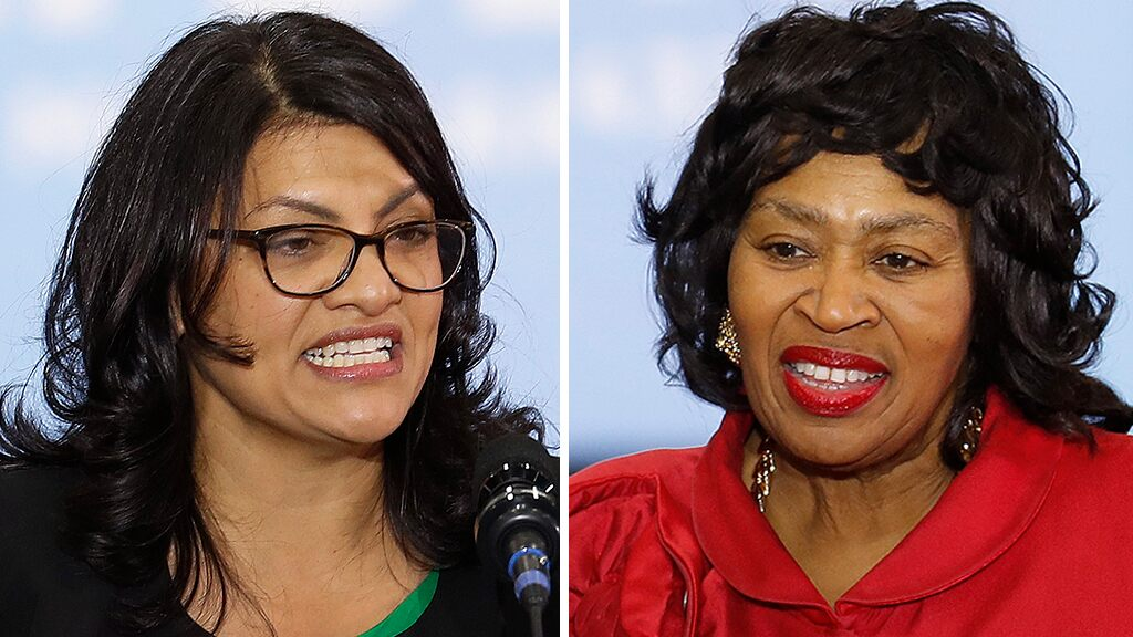 Tlaib leading establishment primary challenger as votes trickle in