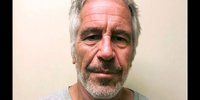 A fund to compensate Jeffrey Epstein's accusers received approval from the attorney general of the U.S. Virgin Islands, authorities said Friday. (New York State Sex Offender Registry via AP, File)
