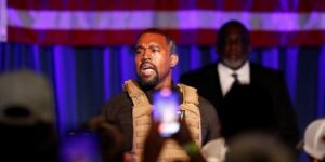 What is Kanye up to? West vows he's in it to win, as interview suggests effort to ding Biden