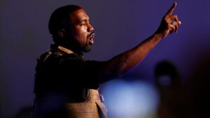 Kanye West misses the ballot in his home state of Illinois