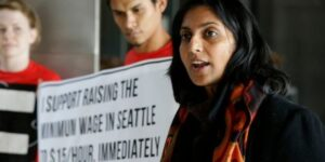Seattle councilwoman rips departing police chief, calls Trump, Barr support 'revealing'