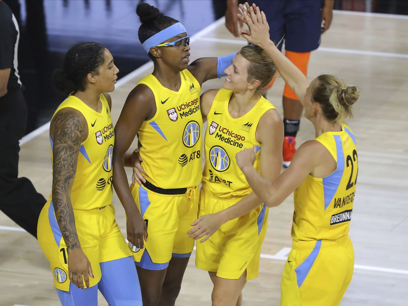 Sky among Thursday games postponed by WNBA
