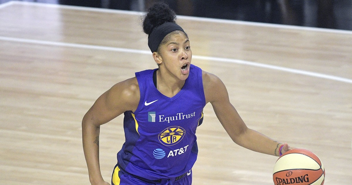 Chelsea Gray and Candace Parker push Sparks to overtime win over Dream