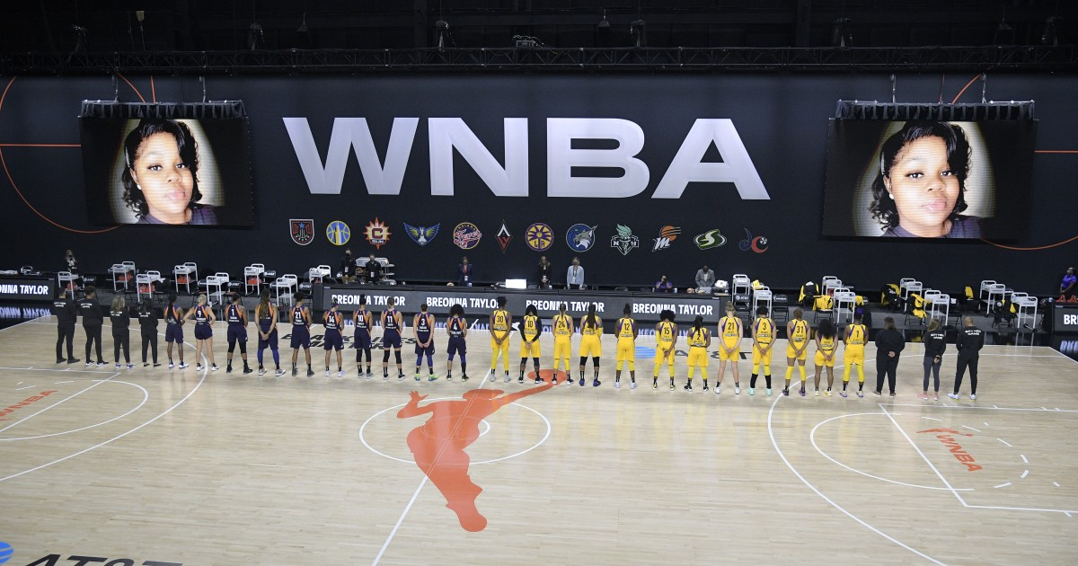 WNBA won't play again Thursday but players are committed to continuing season