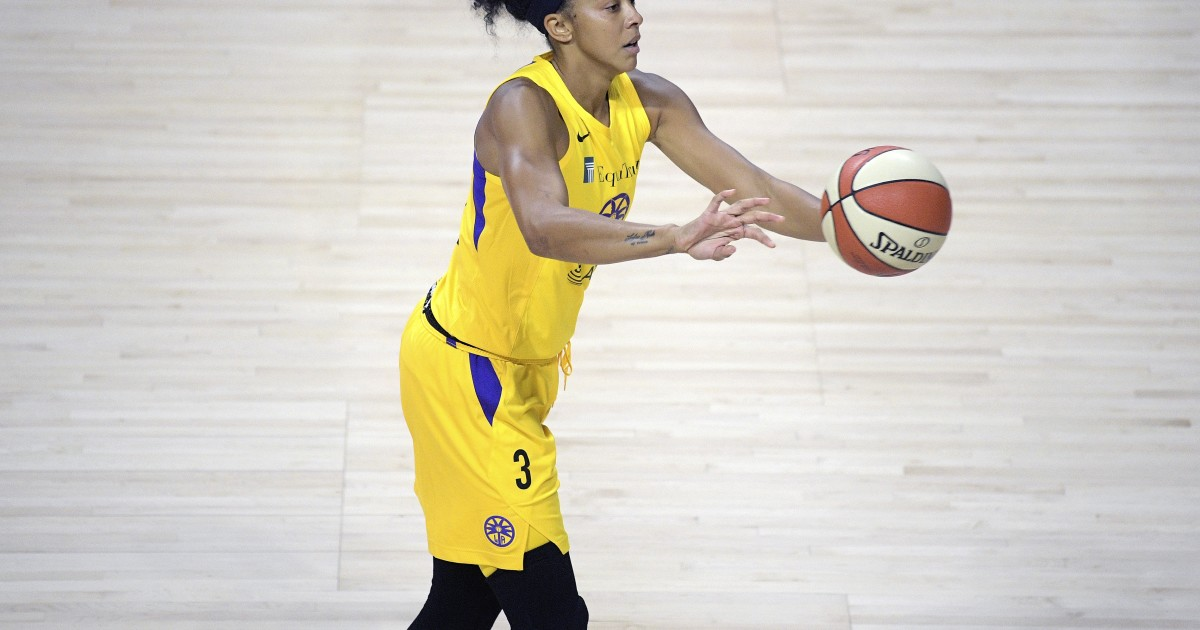 Sparks start slowly again and can't complete comeback in loss to Storm