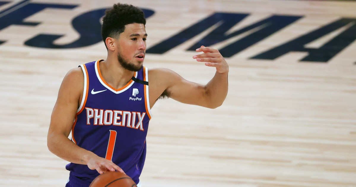Devin Booker and Suns are wildest things about West race