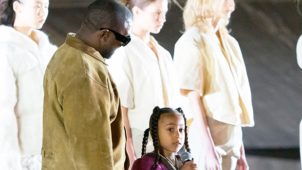 North West, 7, Shows Off Her Amazing Voice Singing Along To Dad Kanye's Sunday Service — Watch