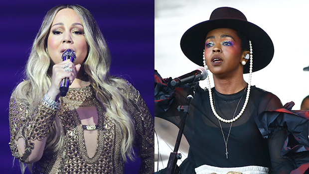 Mariah Carey Wonders 'Where Is The Love?' In Unreleased Track 'Save The Day' Feat. Lauryn Hill