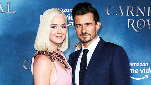 Katy Perry & Orlando Bloom Hold Their Baby Girl's Hand In Sweet 1st Pic Of Newborn Daughter