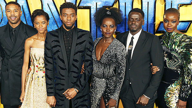 'Black Panther' Co-Stars Mourn Chadwick Boseman After Surprising Death: See Tributes