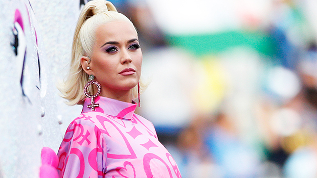Katy Perry Proudly Shows Her Post Baby Body In Nursing Bra While Jokingly Prepping For VMAs