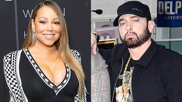 Mariah Carey Reveals If She's Written About Eminem Fling In Her New Memoir In Candid New Interview