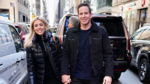 Tarek El Moussa & Fiancée Heather Rae Young Share Their Hopes For A New Reality Show Together